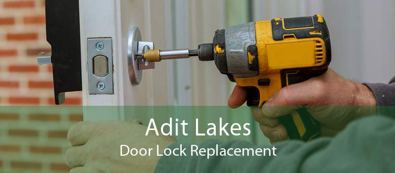 Adit Lakes Door Lock Replacement