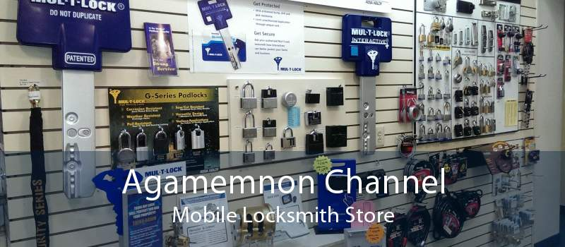 Agamemnon Channel Mobile Locksmith Store