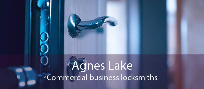 Agnes Lake Commercial business locksmiths