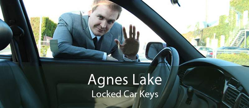 Agnes Lake Locked Car Keys