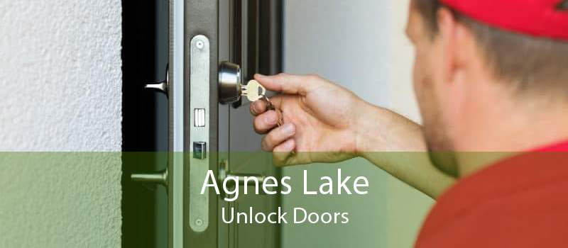Agnes Lake Unlock Doors
