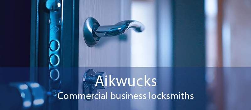 Aikwucks Commercial business locksmiths