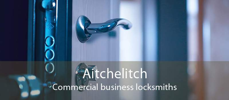 Aitchelitch Commercial business locksmiths