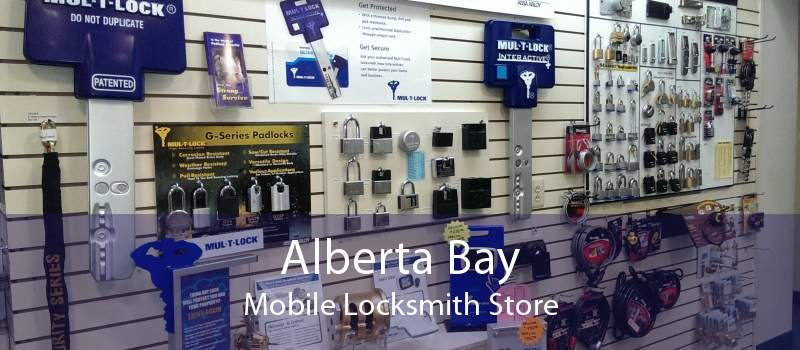 Alberta Bay Mobile Locksmith Store