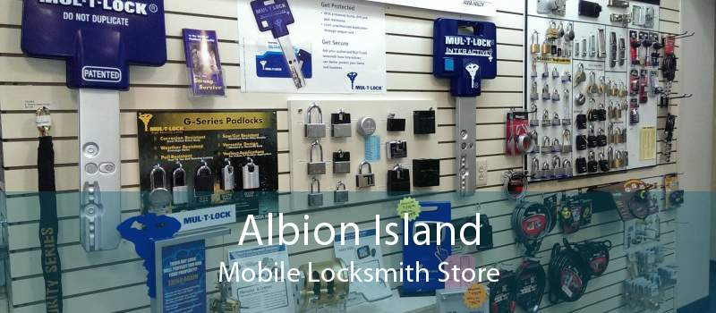 Albion Island Mobile Locksmith Store