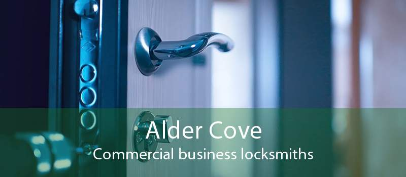Alder Cove Commercial business locksmiths