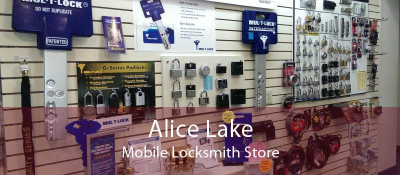 Alice Lake Mobile Locksmith Store