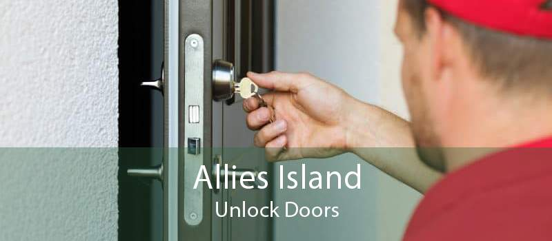 Allies Island Unlock Doors