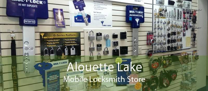 Alouette Lake Mobile Locksmith Store