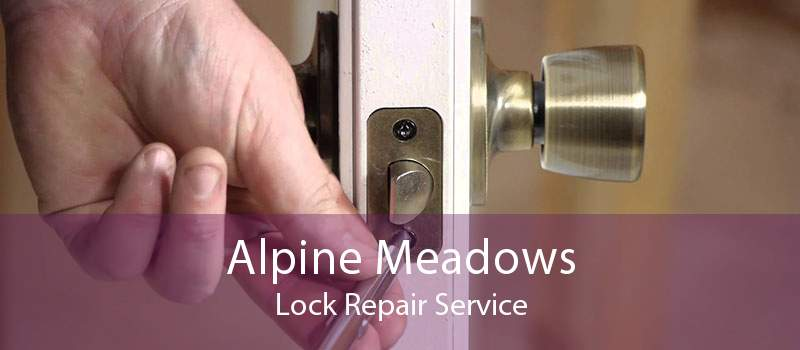 Alpine Meadows Lock Repair Service