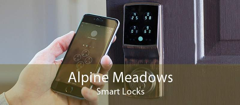 Alpine Meadows Smart Locks
