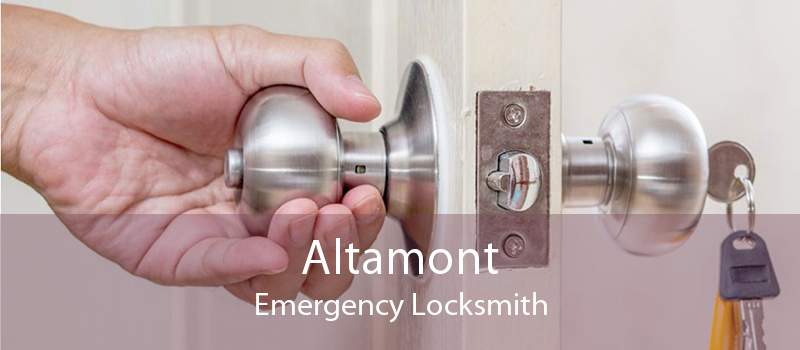 Altamont Emergency Locksmith