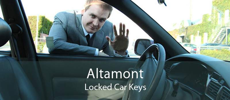 Altamont Locked Car Keys