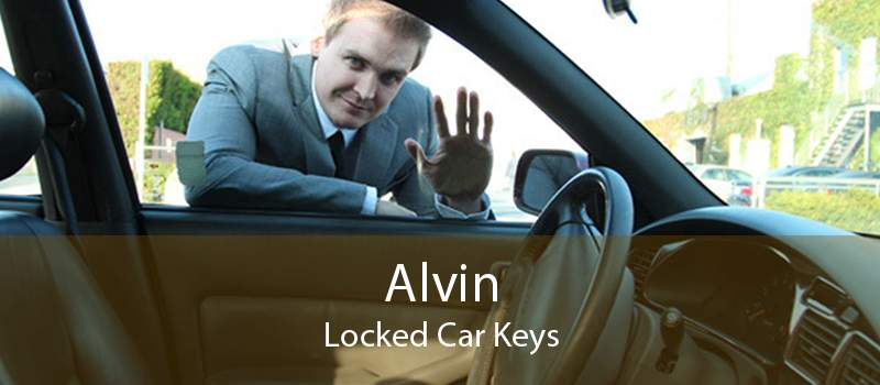 Alvin Locked Car Keys