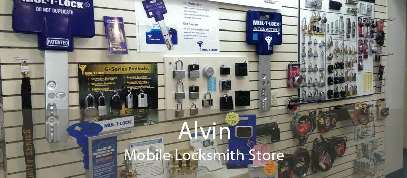 Alvin Mobile Locksmith Store