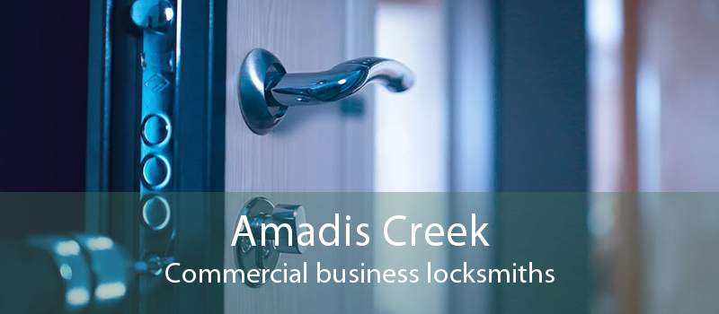 Amadis Creek Commercial business locksmiths