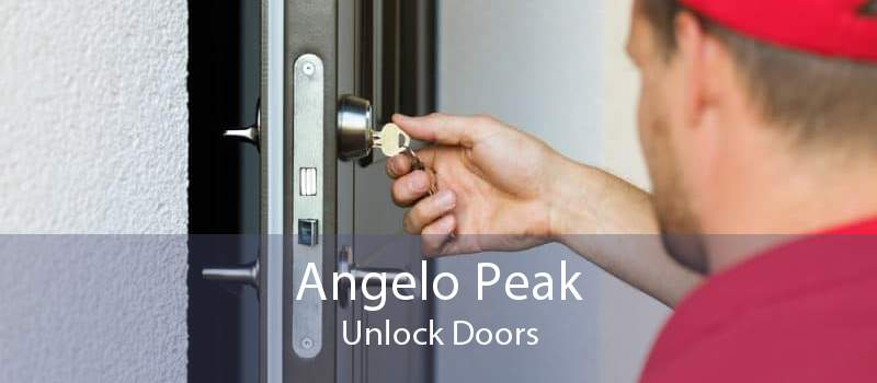 Angelo Peak Unlock Doors