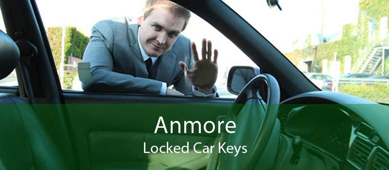 Anmore Locked Car Keys