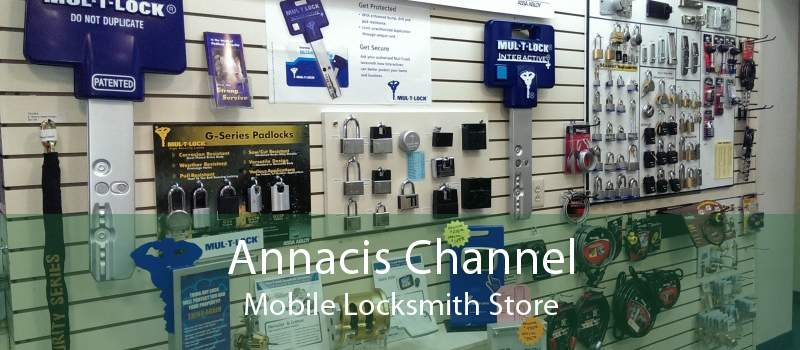 Annacis Channel Mobile Locksmith Store