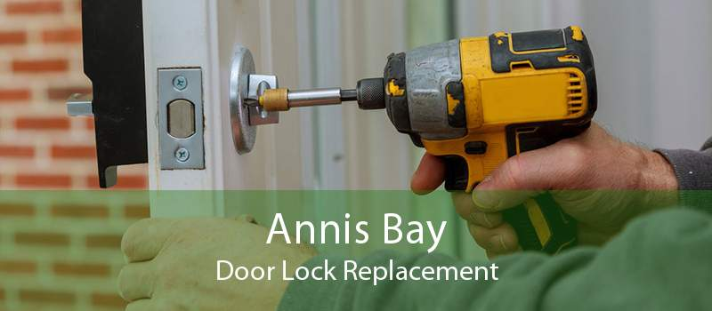 Annis Bay Door Lock Replacement