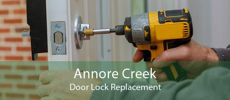 Annore Creek Door Lock Replacement