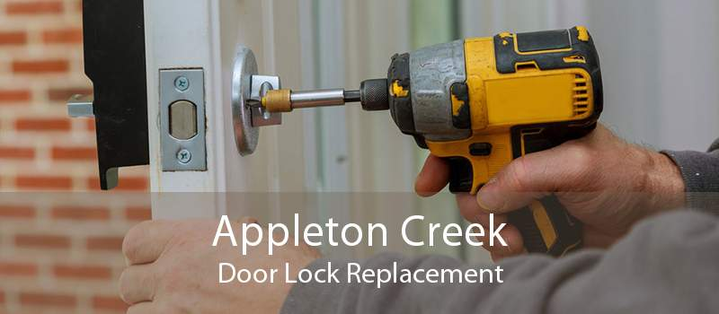 Appleton Creek Door Lock Replacement