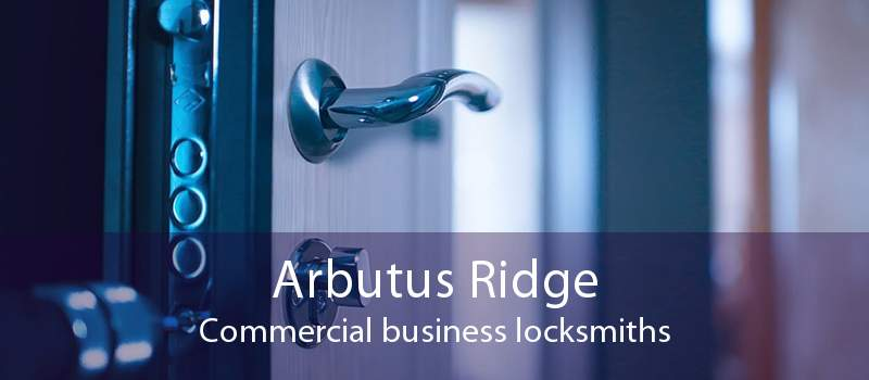 Arbutus Ridge Commercial business locksmiths