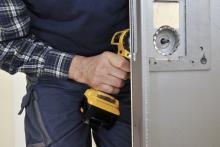 commercial lock repair services in Angelo Peak